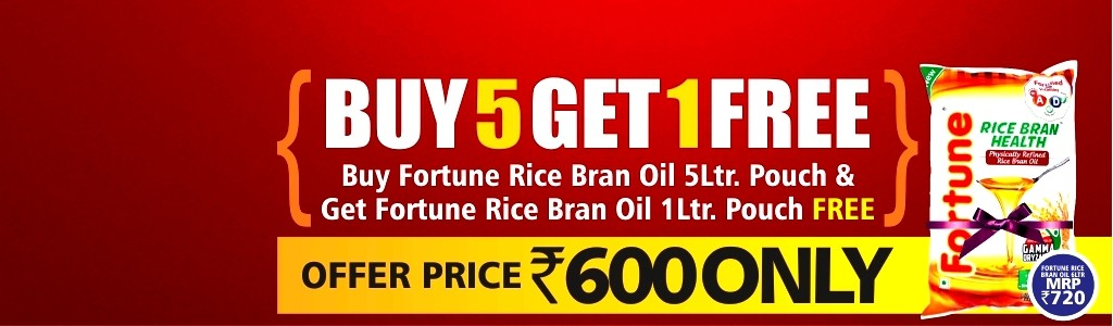 FORTUNE RICE BRAN OIL COMBO