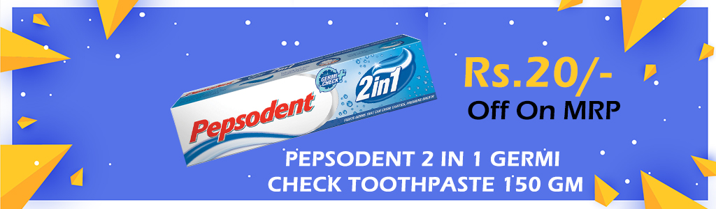 Pepsodent Offer