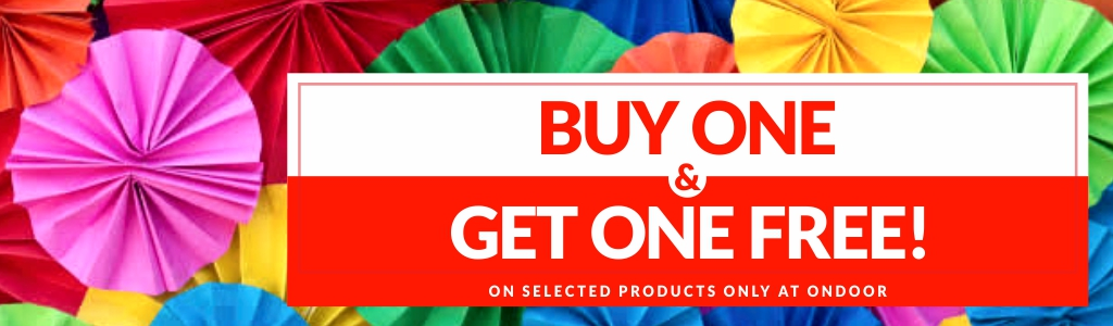 Ondoor Buy 1 Get 1 Offer