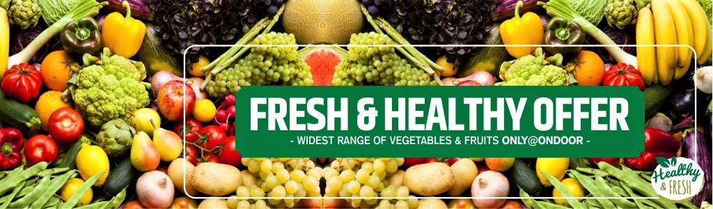 VEG & FRUIT OFFER