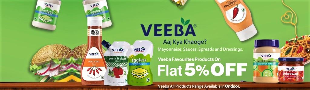 Veeba Products Offer