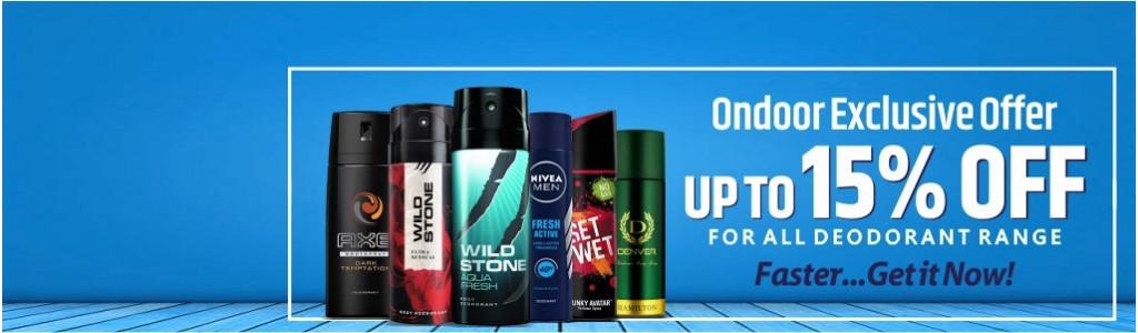 Deodorant Offer