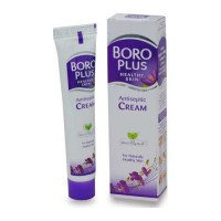 BORO PLUS CREAM ANTISEPTIC CREAM 19.00 GM BOX