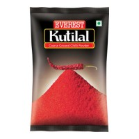 EVEREST KUTILAL RED CHILLI POWDER 500.00 GM PACKET