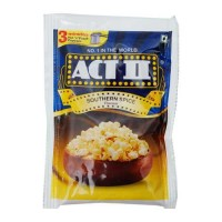ACT II SOUTHERN SPICE FLAVOUR POPCORN 70.00 GM PACKET