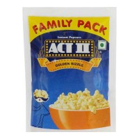 ACT II GOLDEN SIZZLE POPCORN 90.00 GM PACKET
