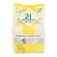 24 MANTRA ORGANIC SONAMASURI WHITE RICE 1 Kg Packet