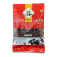 24 MANTRA ORGANIC MUSTARD SMALL 100 GM