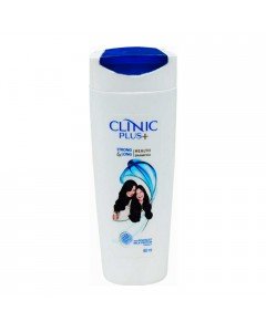 CLINIC PLUS STRONG & LONG HEALTH SHAMPOO 80.00 ML BOTTLE