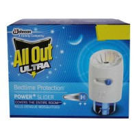 ALL OUT ULTRA POWER+SLIDER 45.00 ML BOX