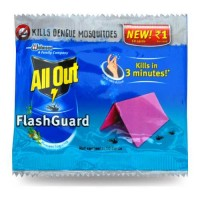 ALL OUT FLASH GUARD 10 CARD