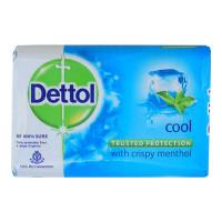 DETTOL COOL SOAP 125.00 GM BAR