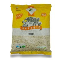 24 MANTRA ORGANIC LIFE POHA (STANDARD) 500.00 GM PACKET