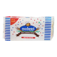 MODERN WHITE SANDWICH BREAD 300.00 GM PACKET