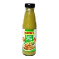 NILONS GREEN CHILLI SAUCE 200 GM