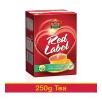 BROOKE BOND RED LABEL TEA 250.00 GM PACKET