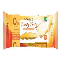 PATANJALI TWISTY TASTY NAMKEEN BISCUITS 80.00 GM PACKET