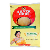 SILVER COIN CHAKKI FRESH ATTA 5.00 KG BAG