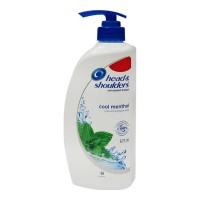 HEAD & SHOULDERS ANTI DANDRUFF SHAMPOO COOL MENTHOL 675 ML