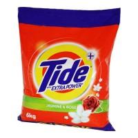TIDE PLUS JASMINE & ROSE DETERGENT POWDER- 6.00 KG PACKET