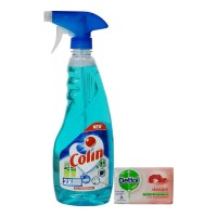 COLIN GLASS & HOUSEHOLD CLEANER 500 ML
