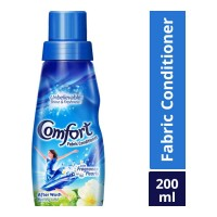 COMFORT FABRIC CONDITIONER MORNING FRESH 200.00 ML BOTTLE