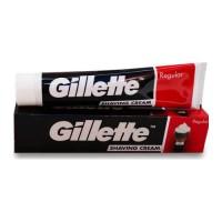 GILLETTE SHAVING CREAM REGULAR 70.00 GM BOX