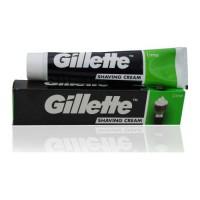 GILLETTE SHAVING CREAM LIME 70.00 GM BOX