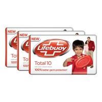 LIFEBUOY TOTAL 10 SOAP 3X 100.00 GM BAR