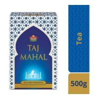 BROOKE BOND TAJ MAHAL TEA 500.00 GM PACKET