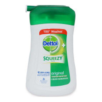 DETTOL SQUEEZY ORIGINAL LIQUID HANDWASH 100.00 ML BOTTLE