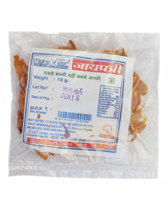 MAHAVEER JAIPATTRI 10 Gm Packet