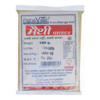 MAHAVEER MAITHI POWDER 100 Gm Packet
