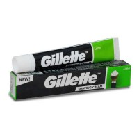 GILLETTE SHAVING CREAM LIME 30 GM