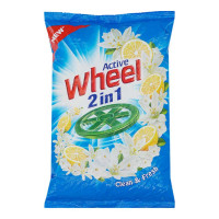 WHEEL DETERGENT POWDER 1.00 KG PACKET