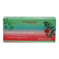 PATANJALI POPULAR DETERGENT CAKE 250.00 GM BAR