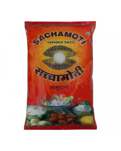 SACHAMOTI SMALL SABUDANA 1.00 Kg Packet