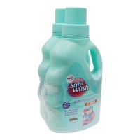WIPRO SAFEWASH LIQUID DETERGENT WITH NEEM 500 GM