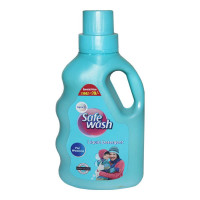 SAFEWASH LIQUID DETERGENT 500.00 GM BOTTLE