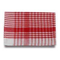 CLOTH BLACK /RED CHECK BIG 1.00 NO