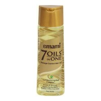 EMAMI 7 OILS IN ONE HAIR OIL 100.00 ML BOTTLE