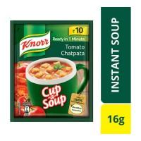 KNORR TOMATO CHATPATA SOUP 16.00 GM SACHET