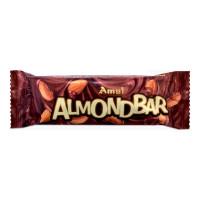 AMUL ALMONDBAR CHOCOLATE 35.00 GM
