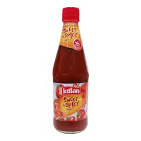 KISSAN SWEET & SPICY SAUCE 500 GM