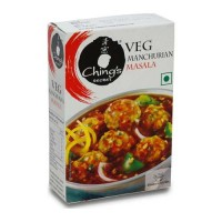 CHINGS VEG MANCHURIAN MASALA 50 GM BOX