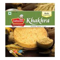 JABSONS KHAKHRA METHI 180.00 GM PACKET