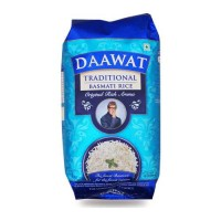 DAAWAT TRADITIONAL BASMATI RICE 1 Kg Packet