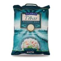 DAAWAT TIBAR BASMATI RICE 5 Kg Bag