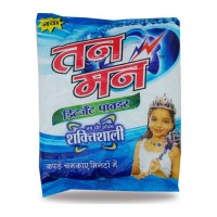 TAN MAN DETERGENT POWDER 500 Gm Packet