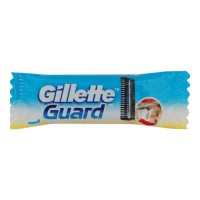 GILLETTE GUARD 1 CARTRIDGE PACK 1.00 NO PACKET
